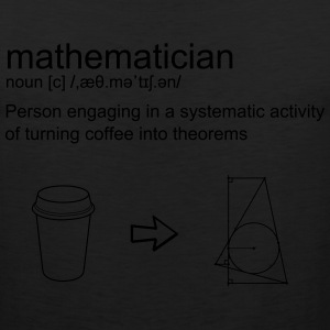 Mathematician  - Men's Premium Tank