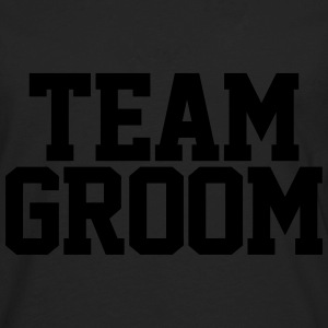 Team Groom Men - Men's Premium Long Sleeve T-Shirt