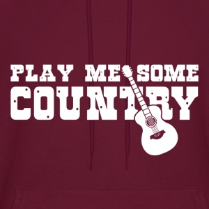 Play Me Some Country - Men's Hoodie