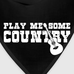 Play Me Some Country - Bandana