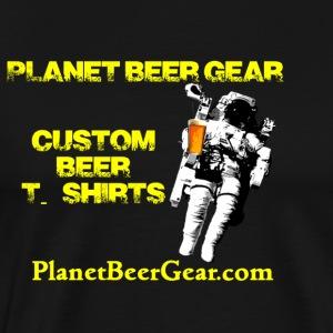 astronaut drinking beer shirt - photo #12