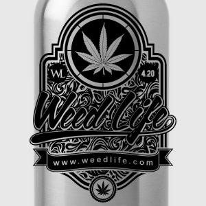 Weed Life Products - Water Bottle