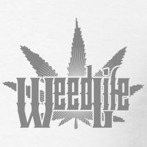 Weed Life Products - Men's T-Shirt