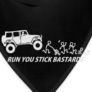 Jeep...Run! - Bandana