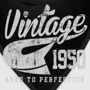 Vintage 1950 Aged To Perfection - Bandana