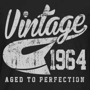 Vintage 1964 Aged To Perfection - Men's Premium Long Sleeve T-Shirt