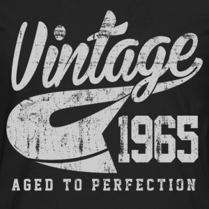 Vintage 1965 Aged To Perfection - Men's Premium Long Sleeve T-Shirt