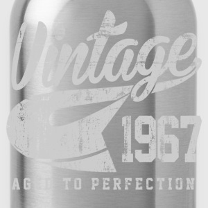 Vintage 1967 Aged To Perfection - Water Bottle