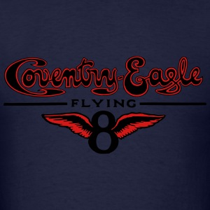 Coventry Eagle Long Sleeve Shirts - Men's T-Shirt