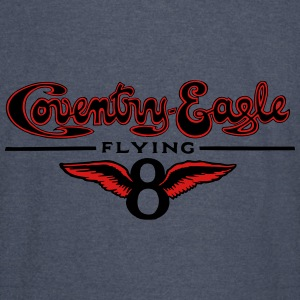 Coventry Eagle Hoodies - Vintage Sport T-Shirt