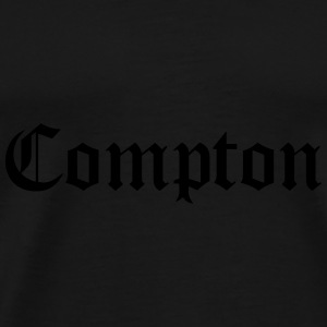 compton Caps - Men's Premium T-Shirt