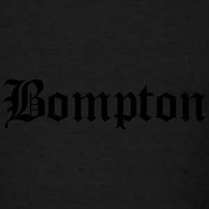 bompton Caps - Men's T-Shirt
