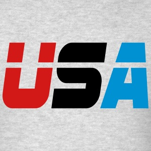 USA Tanks - Men's T-Shirt