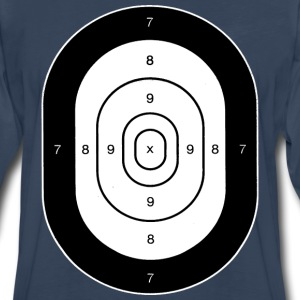 Human Target - Men's Premium Long Sleeve T-Shirt