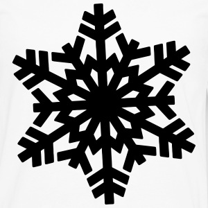 Snowflake Hoodies - Men's Premium Long Sleeve T-Shirt