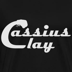 Cassius Clay - Men's Premium T-Shirt