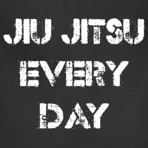 Jiu Jitsu Every Day Hoodies - Adjustable Apron