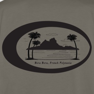 Bora Bora - Men's Premium Long Sleeve T-Shirt