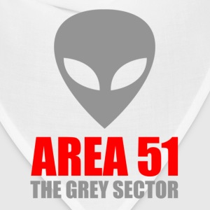 AREA 51 Grey Sector - Bandana