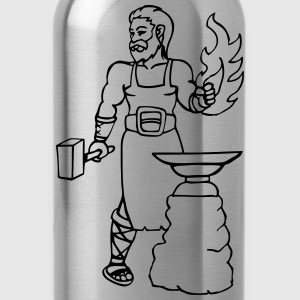 hephaestus T-Shirts - Water Bottle