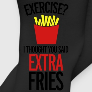 Extra Fries Women's T-Shirts - Leggings