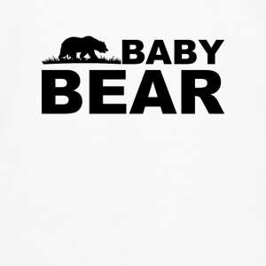 Baby Bear Baby & Toddler Shirts - Men's Premium Long Sleeve T-Shirt