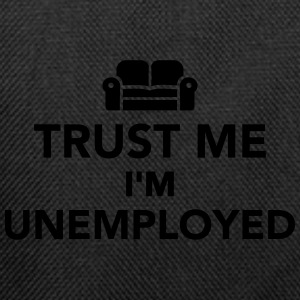 Trust me I'm Unemployed Bottles & Mugs - Duffel Bag