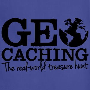 Geocaching - the real-world treasure hunt Bags & backpacks - Adjustable Apron