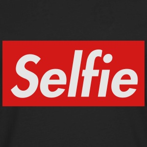 Selfie Women's T-Shirts - Men's Premium Long Sleeve T-Shirt