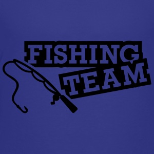 Fishing Team Kids' Shirts - Toddler Premium T-Shirt