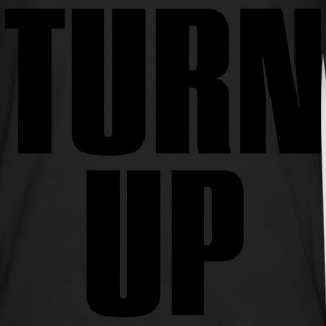 TURN UP | TURNT UP - Men's Premium Long Sleeve T-Shirt