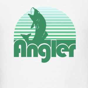 Angler - Men's T-Shirt