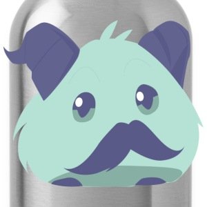 Moustache poro Sweatshirts - Water Bottle