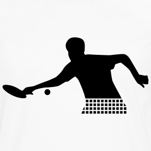 Ping pong T-Shirts - Men's Premium Long Sleeve T-Shirt