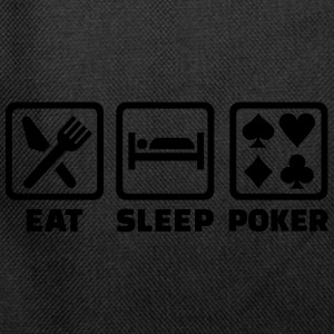 Eat Sleep Poker Bottles & Mugs - Duffel Bag