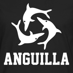 anguilla T-Shirts - Men's Premium Long Sleeve T-Shirt