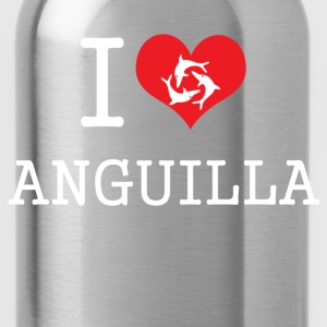 i_heart_anguilla T-Shirts - Water Bottle