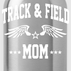track_and_field_mom Women's T-Shirts - Water Bottle