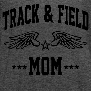 track_and_field_mom Women's T-Shirts - Women's Flowy Tank Top by Bella