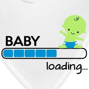 Baby loading Women's T-Shirts - Bandana