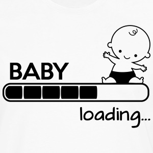 Baby loading Women's T-Shirts - Men's Premium Long Sleeve T-Shirt