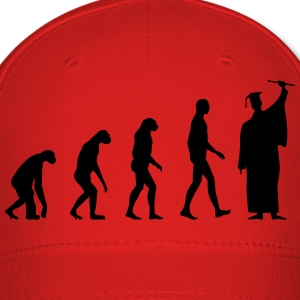 Evolution Student Diploma Women's T-Shirts - Baseball Cap