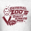 Superman General Zod Retro Vintage Logo T-Shirt - Men's T-Shirt