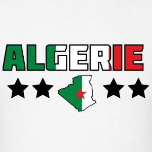 Algerie vs2 Hoodies - Men's T-Shirt