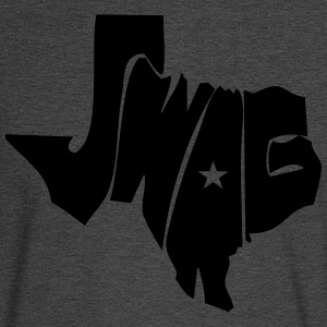 Texas Swag Tee - Men's Long Sleeve T-Shirt