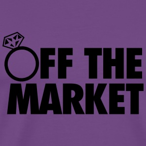 Off The Market Tanks - Men's Premium T-Shirt
