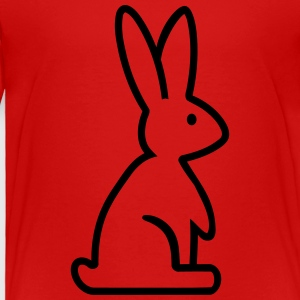 Bunny Kids' Shirts - Toddler Premium T-Shirt