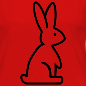 Bunny Kids' Shirts - Women's Premium Long Sleeve T-Shirt