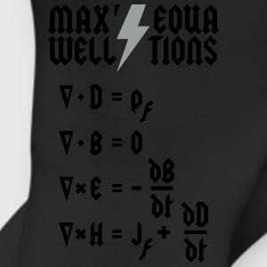 Maxwell's Equations - Heavy Metal Style T-Shirts - Leggings
