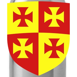Knightly Shield T-Shirts - Water Bottle